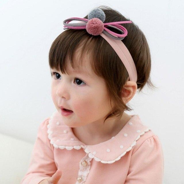 Toddler Girls Cute Flower Hair Band Accessories Kids Baby Girl Headwear  Hearband Hot dfface3234e