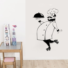 Black Chef Kitchen Decor Buy With Free Shipping On Aliexpress