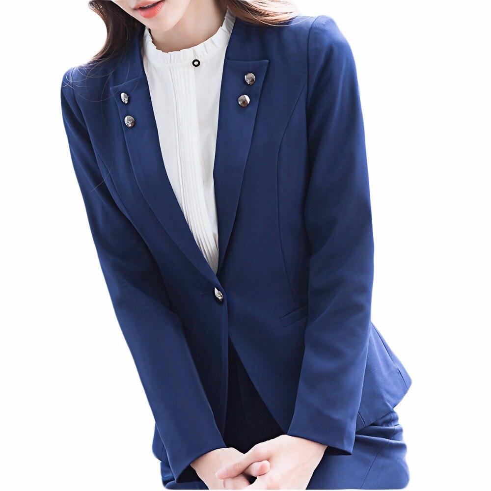 Ladies Formal Black Coats Promotion-Shop for Promotional Ladies ...