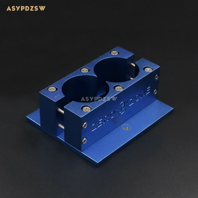 86 Versión HIFI Aluminio EE. UU. Conector estándar fijo clip Base - Audio y video casero