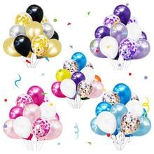 12pcs/lot birthday party decorations adult/kids latex balloon baby shower balony anniversaire Air ball wedding ballon decor