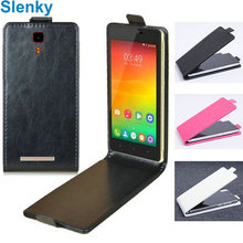 New Special  Vertical Up Down Open Flip PU Leather Case Cover For BQ BQ-4526 Fox Phone