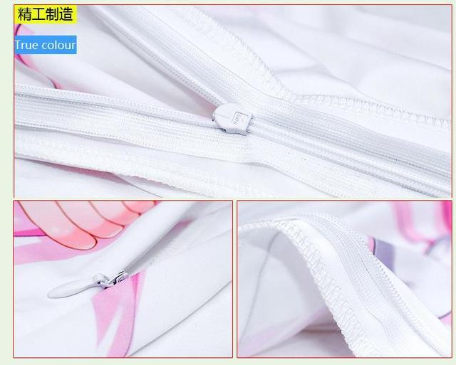 Подушка обнимашка рандеву с жизнью дакимакура токисаки каруми 2