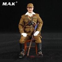 Полный набор 1/6 Scale Военные Солдат модель 3R JP639 военный деятель модель 1/6 шкала Японии лейтенант рисунок куклы