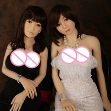 2016 unique design real silicone sex doll 158cm high quality Real Silicone Sex Dolls, Vagina Pussy Life size  Dolls  for men