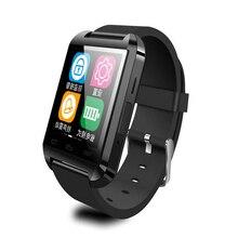 Bluetooth smart uhr U8 Armbanduhr gesundheit U smartWatch für Samsung S4/Hinweis 3 HTC LG Xiaomi Android Apple Telefon Smartphones