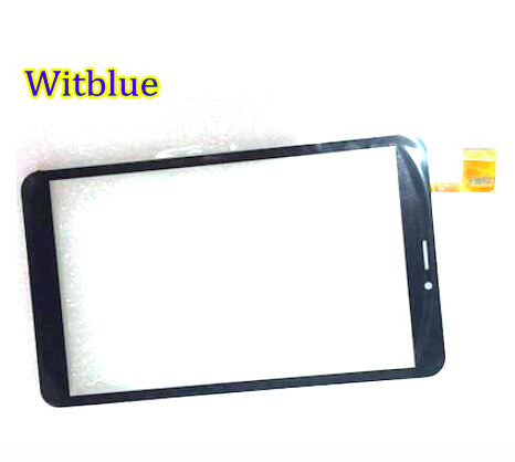 Witblue New For 8 Prestigio MultiPad PMT3418 4G WIZE 3418 4G Tablet touch screen panel Digitizer Glass Sensor Replacement new prestigio multipad pmt3008