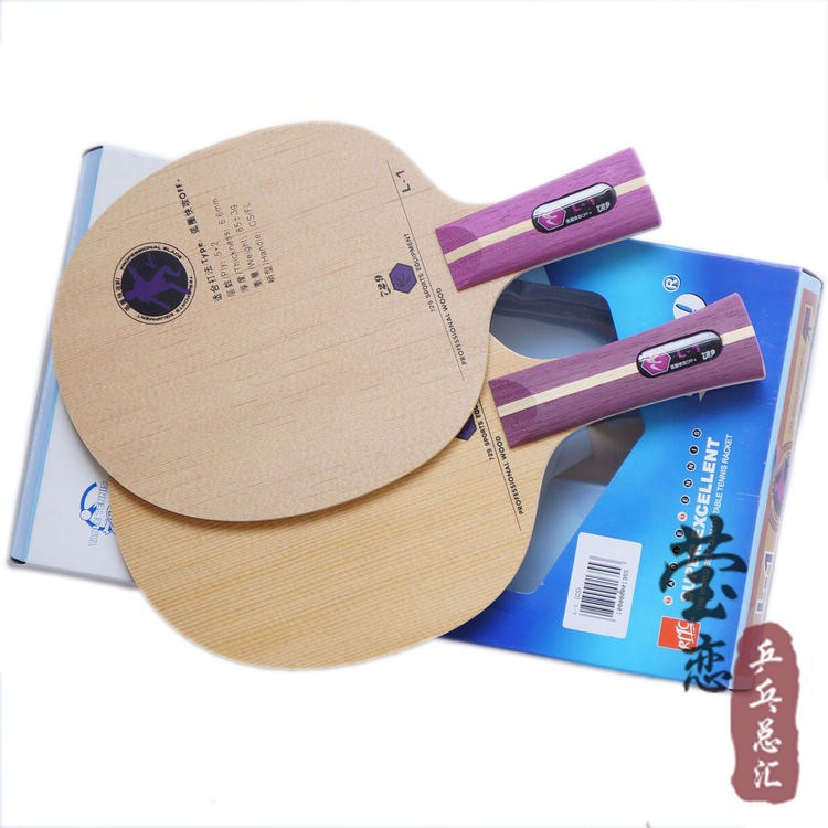 original 729 l1 table tennis blade table tennis rackets fast attack with loop racquet