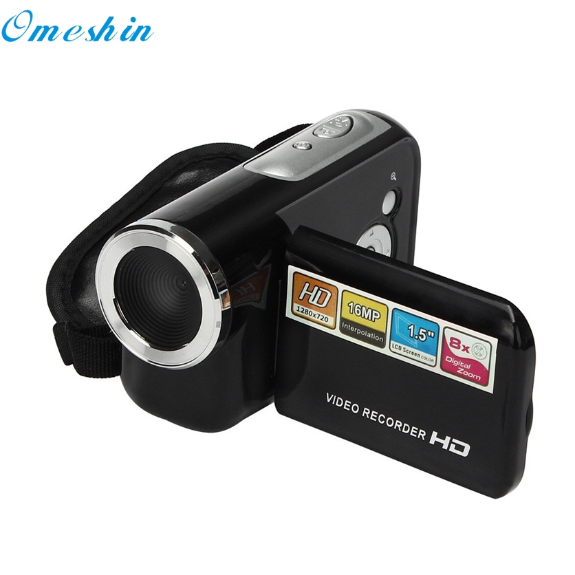 OMESHIN Factory Price 1.5 Inch TFT 16MP 8X Digital Zoom Video Camcorder Camera DV J08T Drop Shipping
