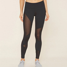 Women Mesh Black Transparent Comfortable Pant Sexy Slim Fit Leggins Stirrup Workout Leggings For Women Activewear