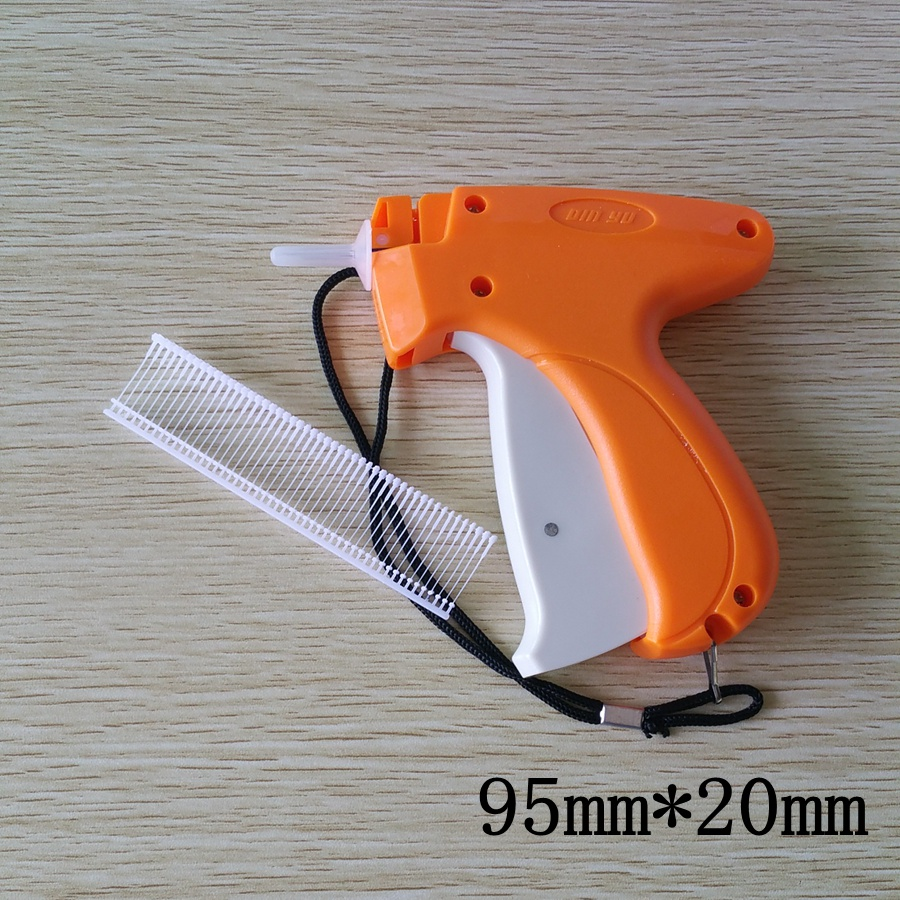 hot-selling New Set of 4000pcs 20mm Barbs + 1pcs Extra Needle + 1pcs Price Label Tagging Tag Gun