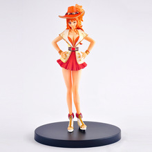 ONE PIECE Anime Action & Toy Figures Nami Commemorative Edition Decoration Toys for Children Adult Kids Birthday Christmas Gift