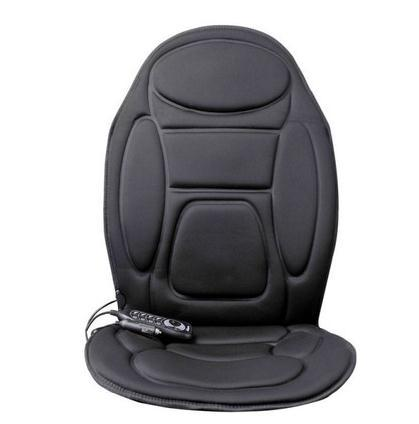 Electric massage cushion vehicle electric heating cushion Massage chair cushion health care massage apparatus 240337 ergonomic chair quality pu wheel household office chair computer chair 3d thick cushion high breathable mesh