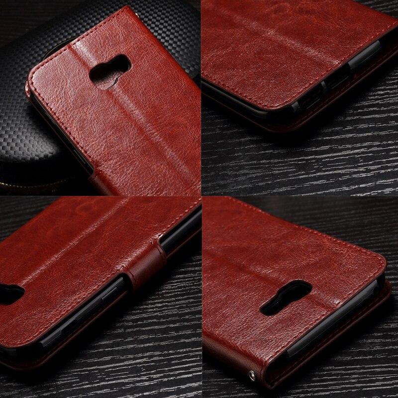 para Samsung A5 2017 Funda Cartera de cuero de lujo Ranuras para - Accesorios y repuestos para celulares - foto 6