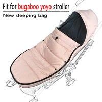 Baby Sleeping Bag Baby Stroller Universal Sleeping Bag Winter Warm Sleepsacks Robe For Infant wheelchair envelopes for newborns