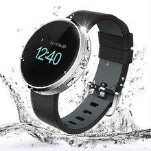 FineFun Smartwatch D360 2016 Neueste Bluetooth Armbanduhr Sync Schrittzähler Schlaf Musik-player Uhr für 2,1 Android/IOS Smartphone