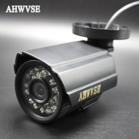 AHD Analog High Definition Surveillance Camera 2000TVL AHDM 1080P IMX323 AHD CCTV Camera Security Indoor Outdoor