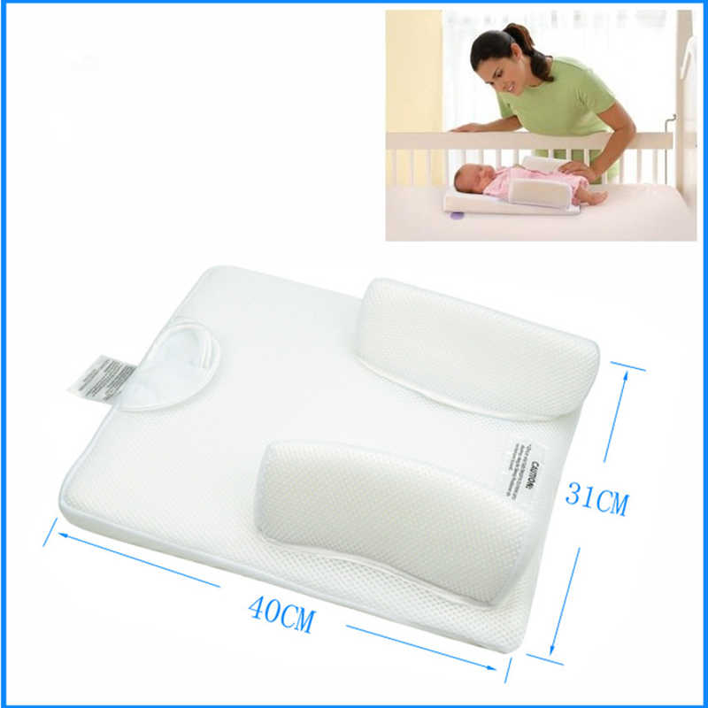 Baby Love Infant Sleep System Prevent Flat Head Ultimate Vent Fixed Positioner Baby Pillow Comfortable