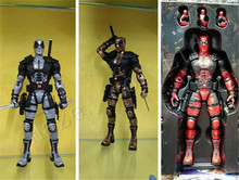"Marvel Legends Wave X-men Deadpool Wade Wilson New Box 10"" Action Figure"