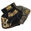 Бесплатная Доставка ММА Обучение Короткие человека Тайский Бокс Шорты Муай тай Шорты Mma Boxeo Fight Trunks Спорт Стволы спорт шорты