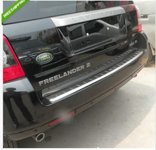 Rear Bumper Protector sill plate for Land Rover Freelander 2 LR2 2007-2013 2014