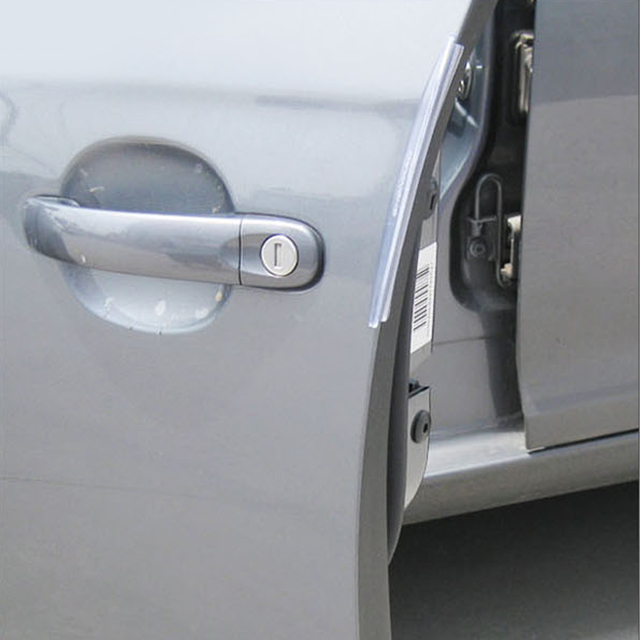 Door Edge Guards Car-styling Styling Mouldings Car Door Protection Strip Universal Auto Replacement Car Door Protector