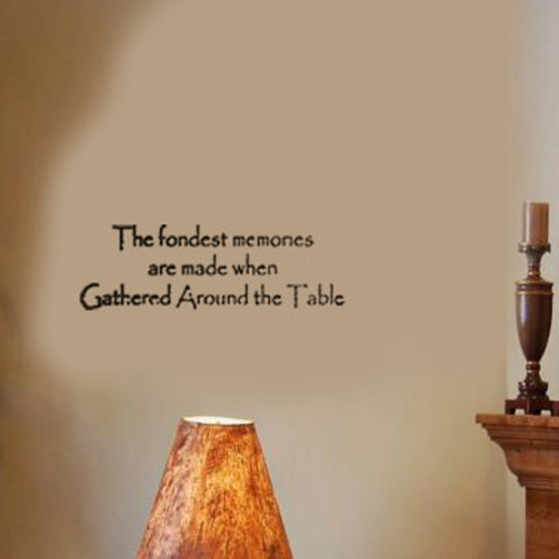 CaCar The Fondest Menones Are Made Spanish Wall Stickers Text Vinyl Art Living Room Home Decor