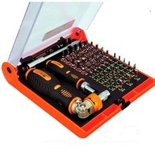 73 in 1 Precision Screwdriver Set Multitool Household Ratchet DIY Hand Tool Set for Mobile Phone Laptop Computer Car Repair стоимость