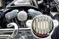 Chrome Filtro Aire para 2004-2014 Harley Sportster XL 883 1200