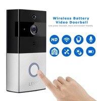 Video Intercom Doorbell IP Camera WIFI Doorbell Camera Looline Outdoor Battery PIR IP65 Waterproof Doorbell Camera