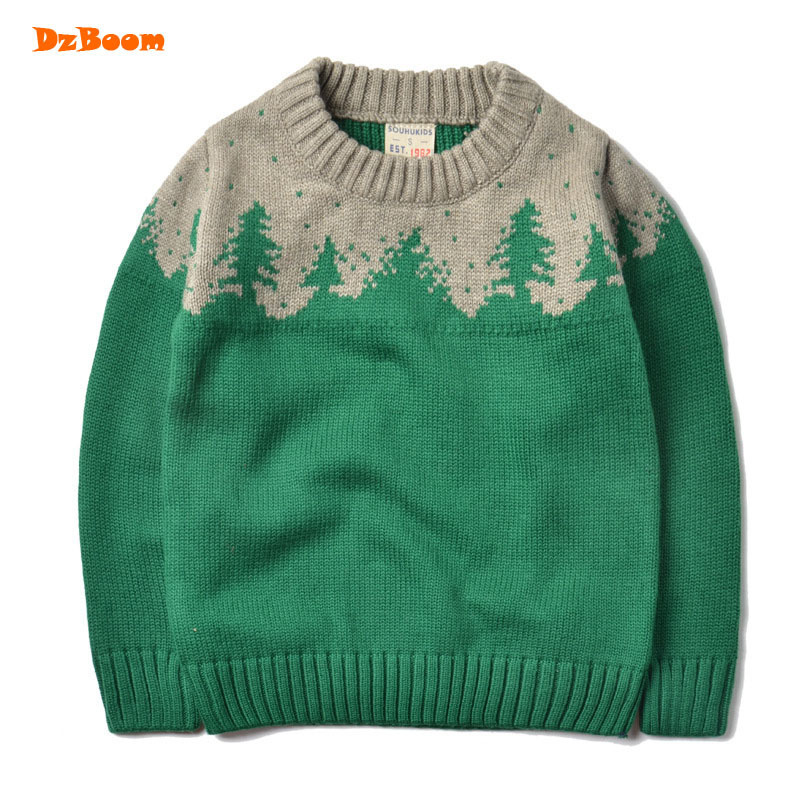 DzBoom Christmas Warm Casual Kids Boys Sweaters Children Toddler Autumn  Winter Cotton Knitted Pullover Sweater 2017 - Compare Prices On Toddler Boys Sweater- Online Shopping/Buy Low