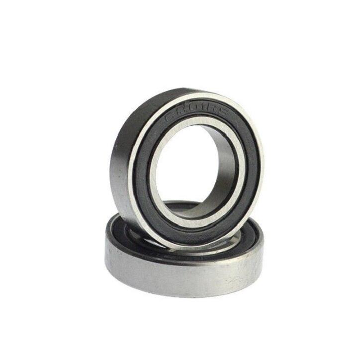 6801 4 PCS 12x21x5 mm Plastic Nylon POM Ball Bearing Bearings 12*21*5