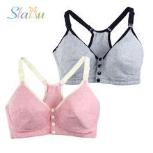 Breast Feeding Bras for Pregnant Women Breastfeeding Bra Sports Nursing Underwear Mother Clothes Maternity Nursing Bra