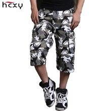 HCXY Large size herren shorts flut plus düngemittel zu erhöhen sommer casual shorts männer tooling camouflage shorts