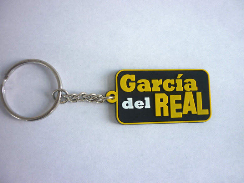 Company Custom Plastic Keyring Logo PVC Keychain Promotional Products With  Logo Customized Keyring chaveiros personalizado -in Key Chains from Jewelry  ... 20ff77a0a68b