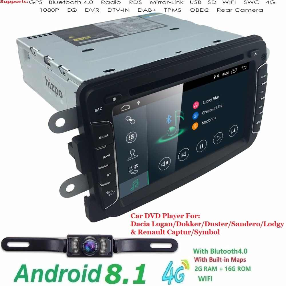 Detail Feedback Questions about Hizpo Android8 1 QuadCore 2GRAM 1DIN