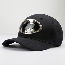 2018 Superman batman Logo couple summer cotton Baseball Cap Men Women Fashion Brand Snapback Hip Hop adjustable winter Caps
