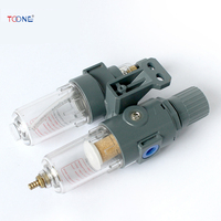 Air supply behandeling 2 gezamenlijke olie en water filter AFC2000 regulator valve filter