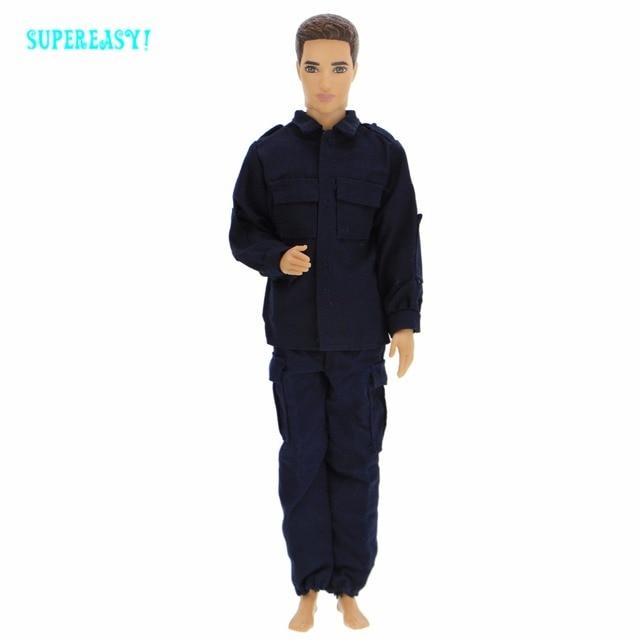 mode classique tenue uniforme de combat v tements tous les jours police costume de travail. Black Bedroom Furniture Sets. Home Design Ideas