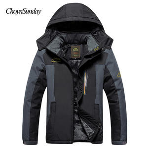 cf444d6a54 ChoynSunday Winter Fleece Sports Waterproof Jackets Men