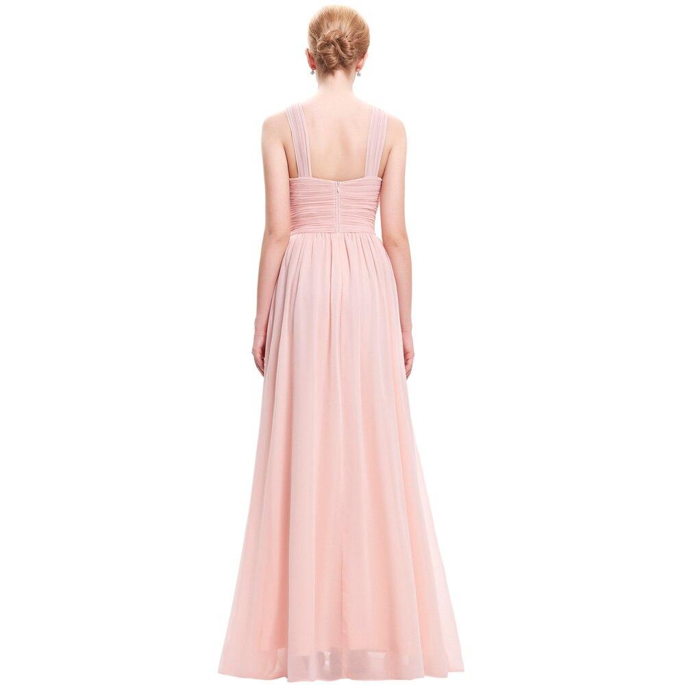 Kate kasin Rosa Vestidos de noche 2018 vestido formal largo para la ...