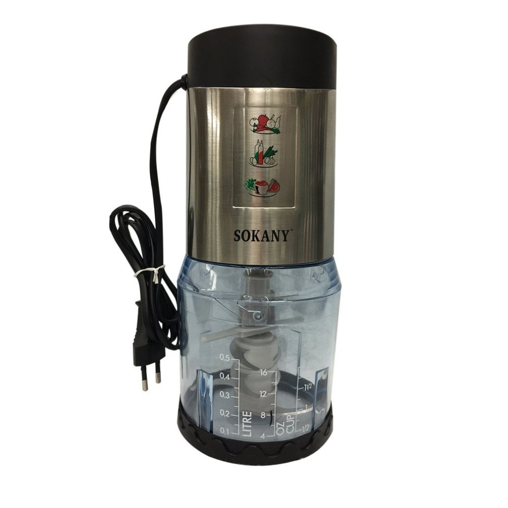 все цены на Multifunctional Electric Mixer Meat Grinder Mincing Machine Fruit Juicer Household Electric Blender Smoothie Milkshake Maker EU