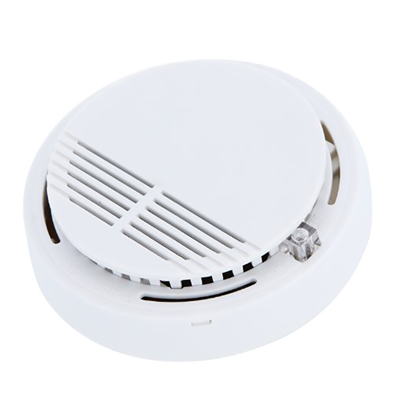 Smoke Detector Fire Alarm Monitor Home Security System for Family Guard Office Building Restaurant Hazardous Gas Detector high sensitivity smoke fire detector sensor alarm monitor home security system for family office building restaurant