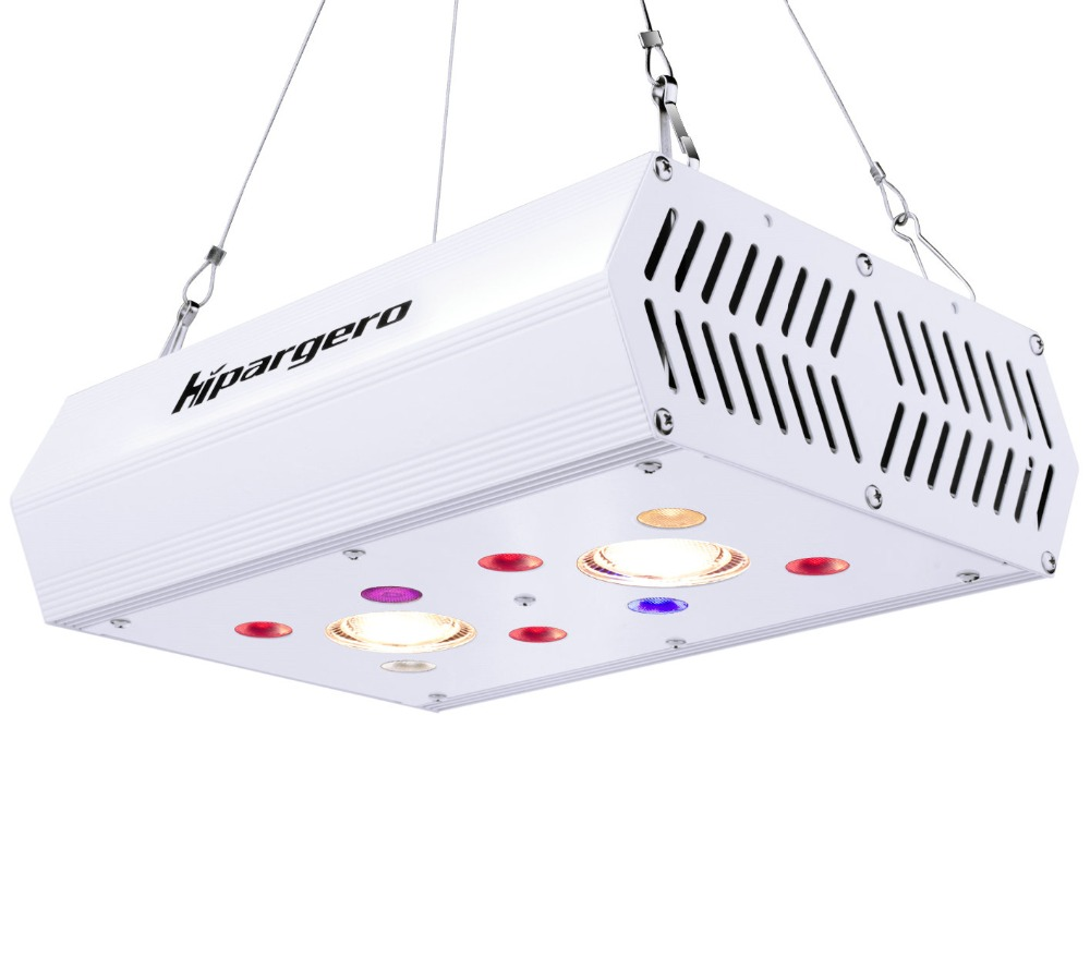 400W COB LED Grow Light Full Spectrum 3000K COBs And 3W Osram Chips For Indoor Plants Veg And Flower