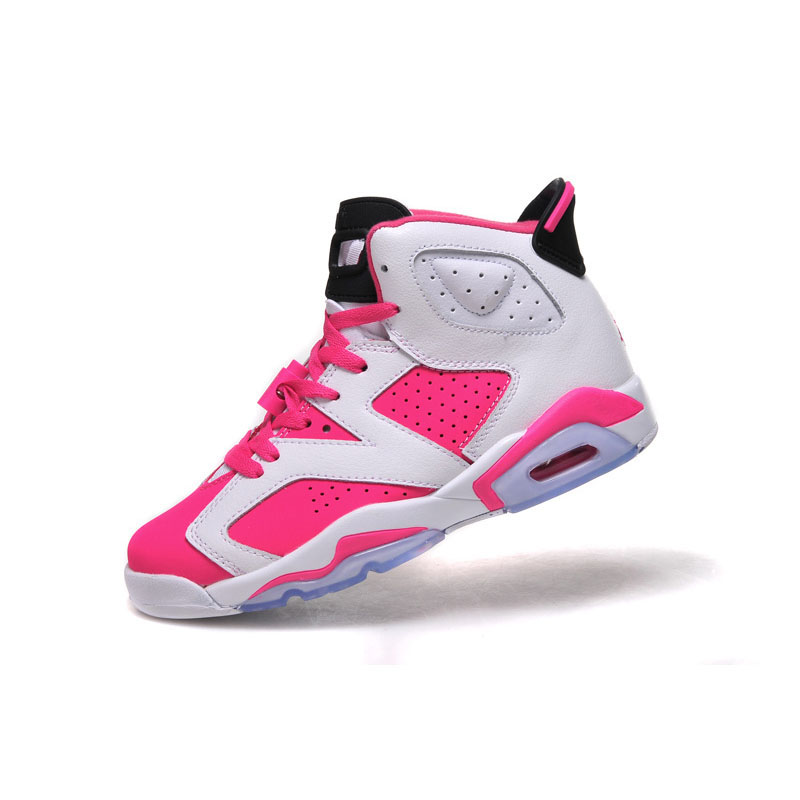 New 2018 women basketball shoes Sports sneakers running retro white pink trainers breath ...
