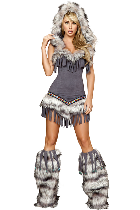 aliexpresscom buy new women cosplay halloween animal costumes sexy parrot wolf black cat panda bear furry costumes party clothes in stock from reliable - Womens Wolf Halloween Costume