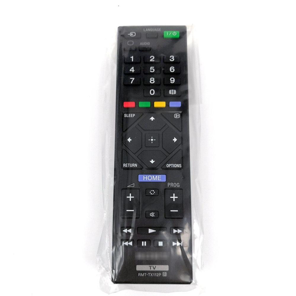 New Original Remote Control RMT-TX112P For Sony TV Remote Co