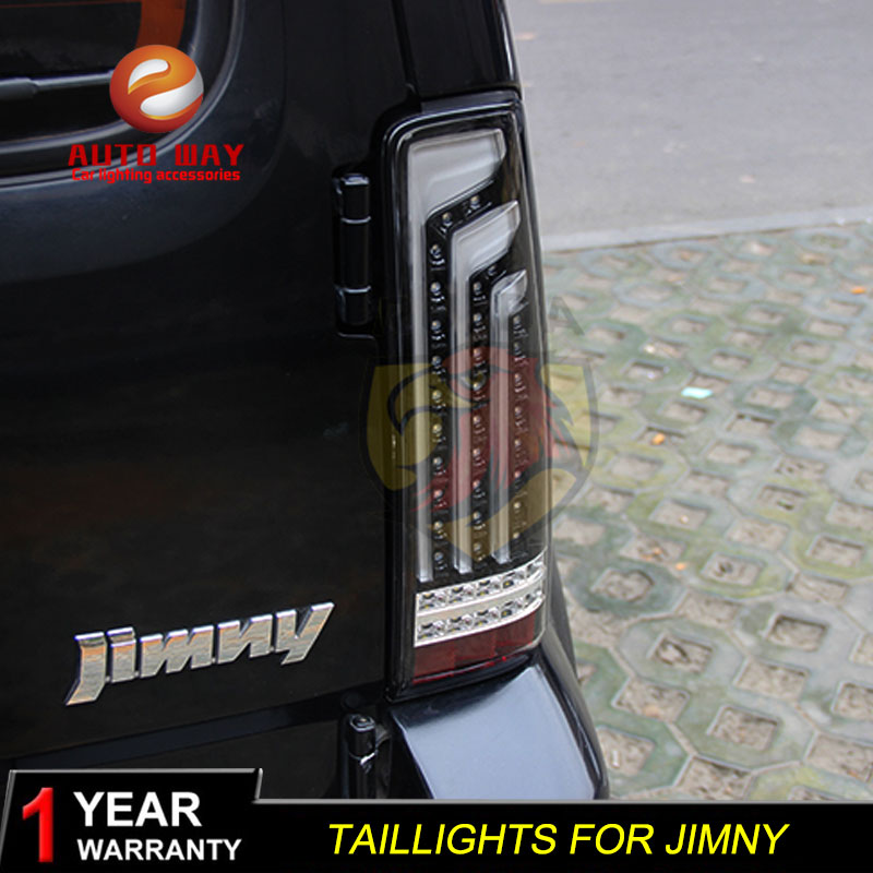 Car Styling Case for Suzuki Jimny 2007 2015 Taillights Tail lights Suzuki Jimny 2007 2015 LED