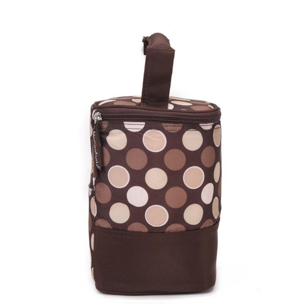Insulation Bags Bottle Feeding baby thermal bag infant zipper food stroller children handbag thermos case warmer Milk keep warm