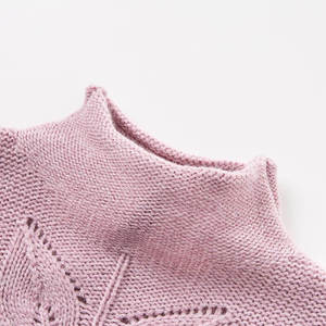 Image 4 - DB8972 dave bella autumn knitted sweater infant baby girls long sleeve pullover kids toddler tops children knitted sweater